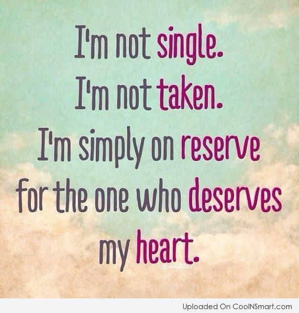 Quotes about Happy single (52 quotes)