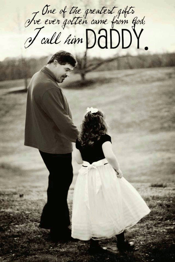Quotes about Father and daughter (85 quotes)