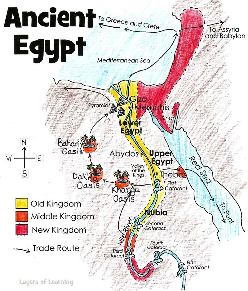 Quotes About Ancient Egypt (82 Quotes