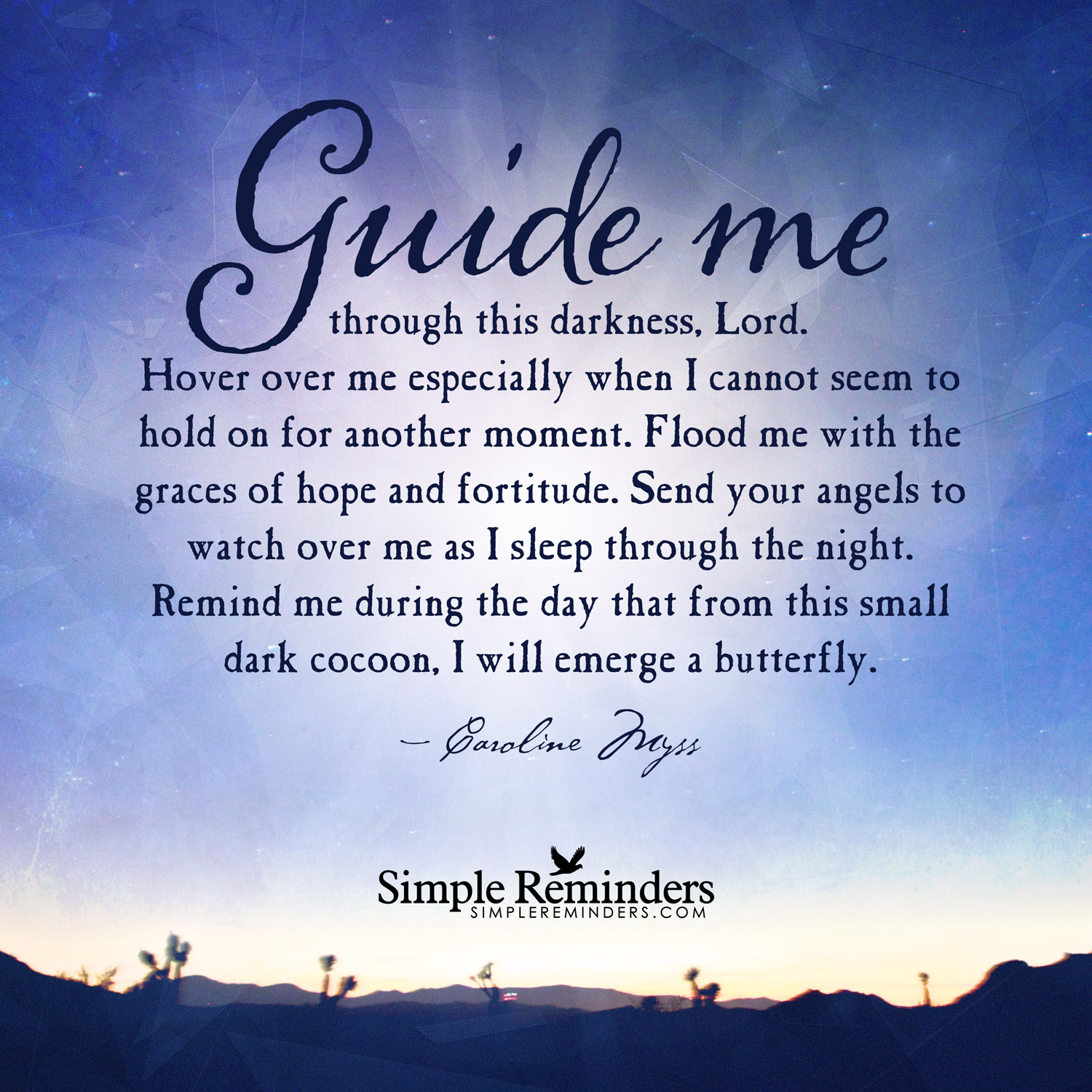 Quotes About Guide Me 82 Quotes