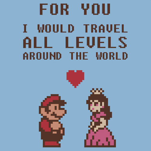 Quotes about Love in video games (41 quotes)