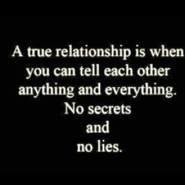 Dating quotes secret LovePanky