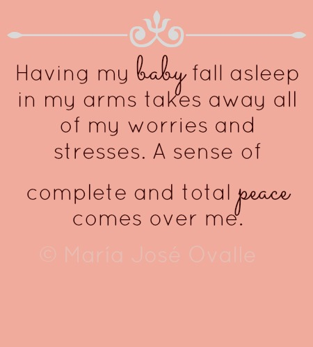Quotes about Babies born sleeping (21 quotes)
