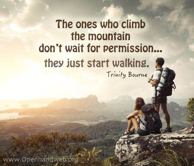 Quotes about Climbing (407 quotes)