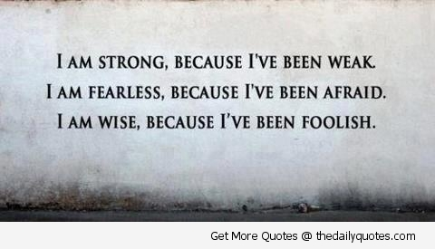 Quotes About Strong In Life 60 Quotes Custom Strong Quote About Life
