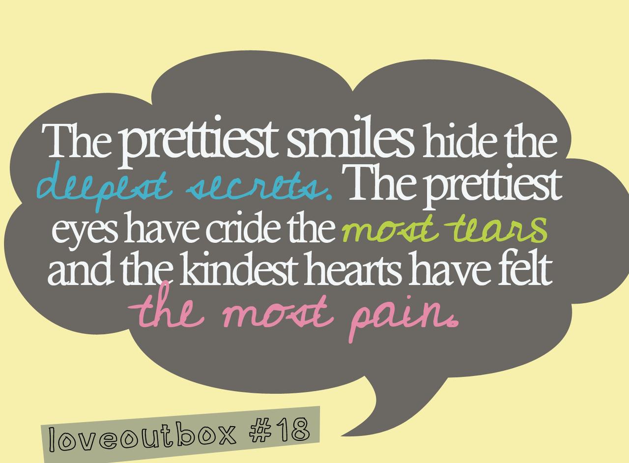 Quotes about Secret smile (39 quotes)