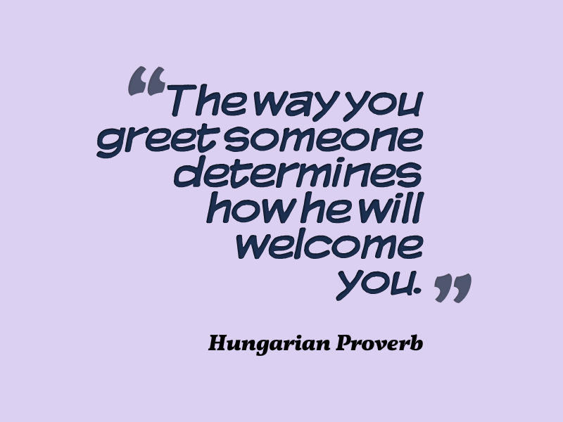Quotes about greeting others 27 quotes quotes about greeting others m4hsunfo