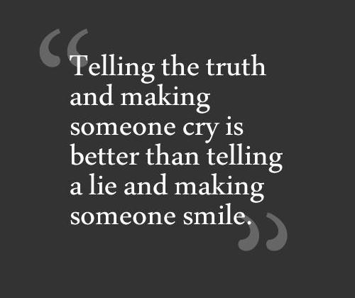 Quotes About Living A Lie 71 Quotes