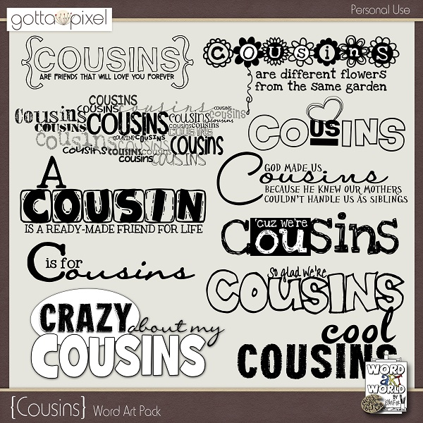 Quotes About Cousin Love 40 Quotes Magnificent Cousin Love Quotes