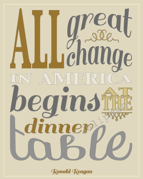 quotes about dinner family quotes