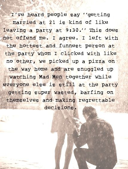Quotes about Getting Married (179 quotes)
