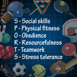 Quotes about Benefit of sports (20 quotes)