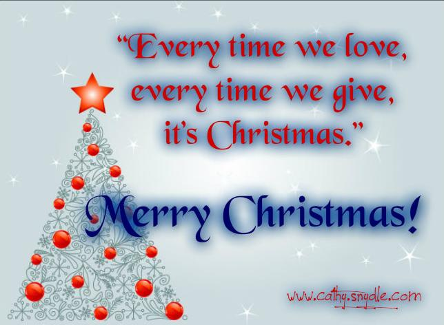 Quotes about Christmas cute (22 quotes)
