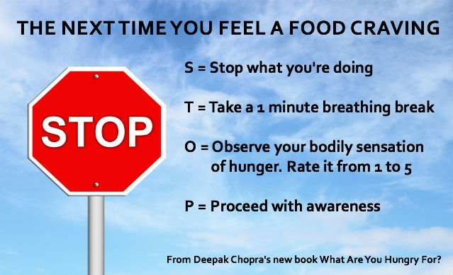 quotes to stop craving food when dieting