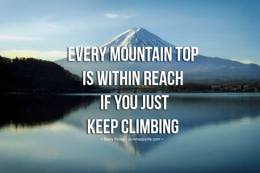 Quotes about Climb up (145 quotes)