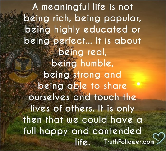Quotes About Life Meaning 542 Quotes