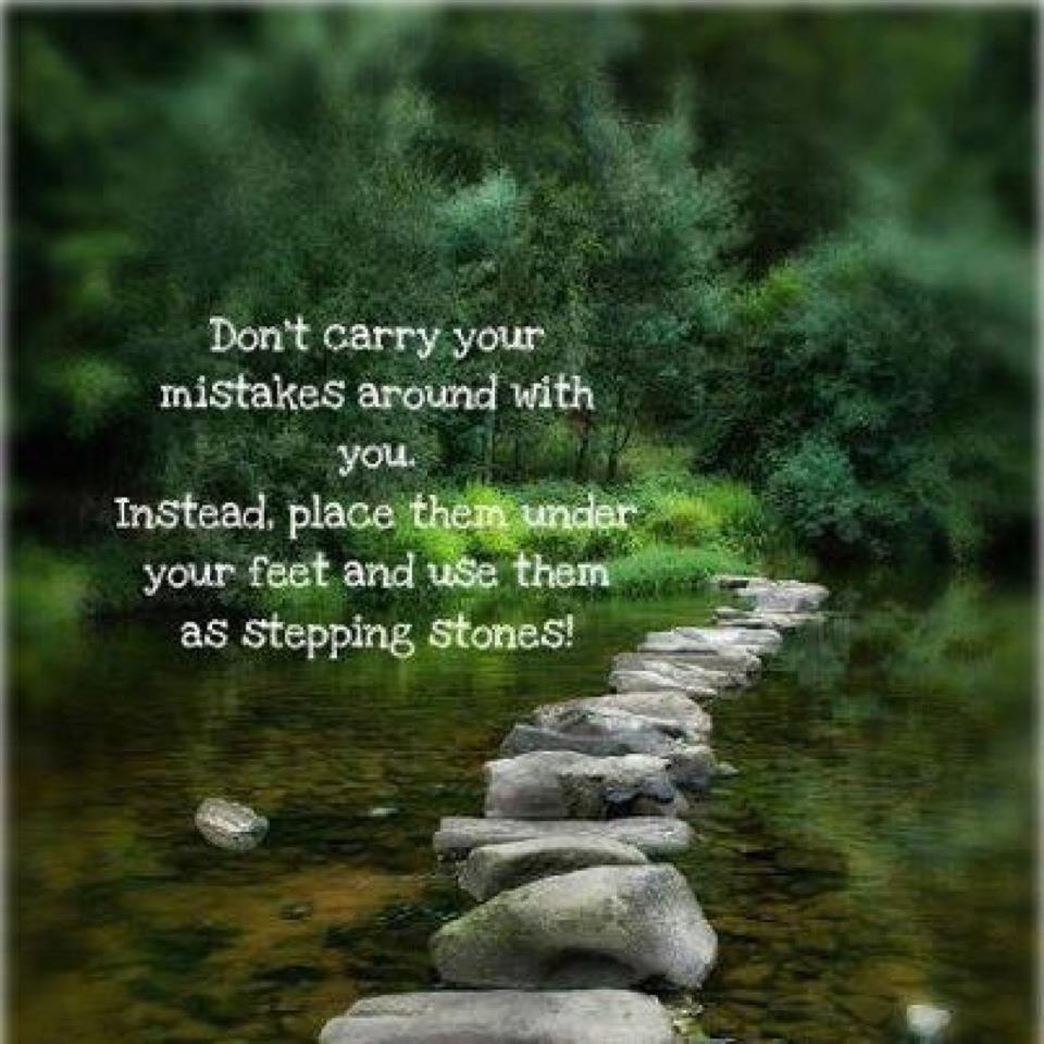 Quotes about Stepping Stones (87 quotes)