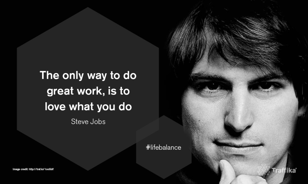 the life and work ethics of steve jobs Fact: steve jobs didn't become successful overnight it took years of hard work, determination, and perseverance to build apple into the company that it is today.