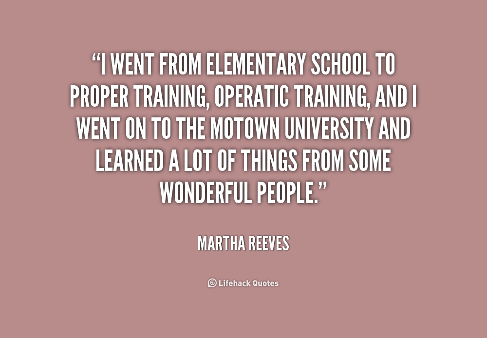 quotes about elementary school 140 quotes