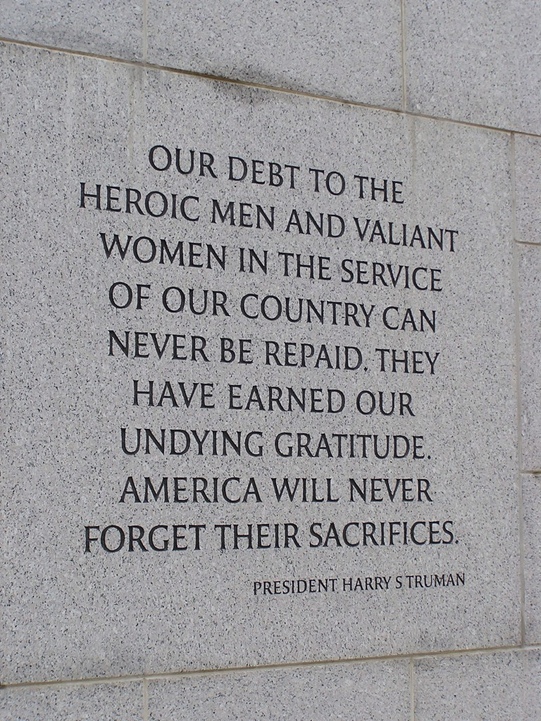Quotes about Veterans and memorial day (15 quotes)