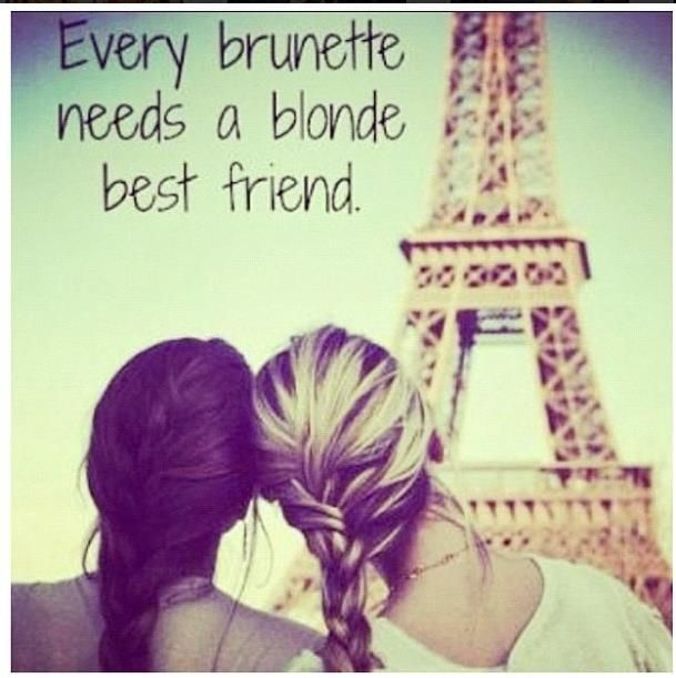 Quotes about Pretty blondes (26 quotes)