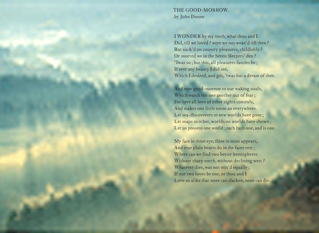 anaylisis of john foulcher poems