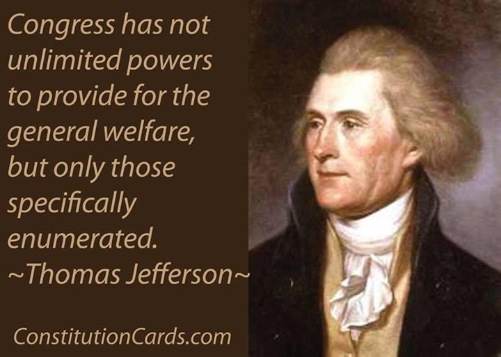 Image result for Founding Fathers on the general welfare