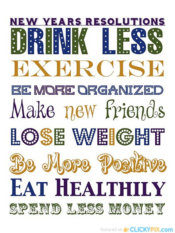 quotes about new years resolutions quotes