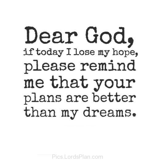 Quotes about God plan (233 quotes)