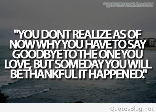 quotes about realize now quotes
