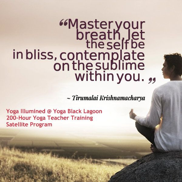 quotes about breath and yoga quotes