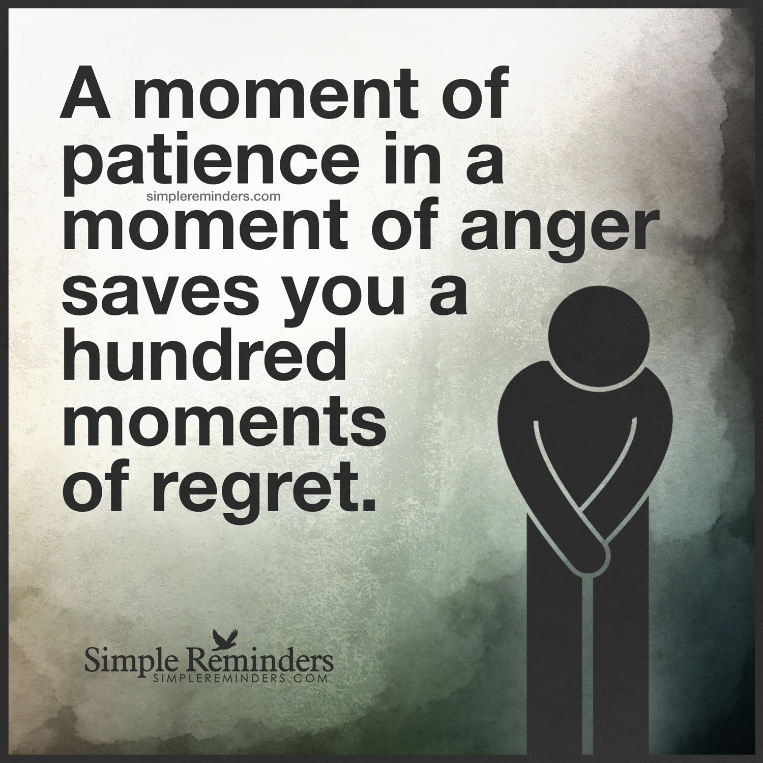 Quotes about Anger and patience (41 quotes)