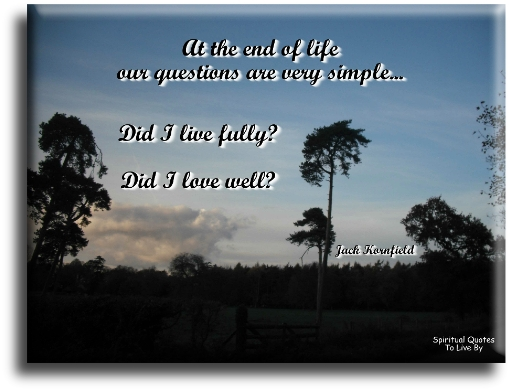 quotes about comforting death quotes