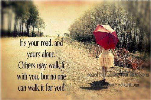 Quotes About Follow Your Path 70 Quotes