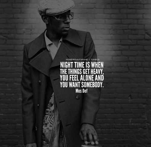 Quotes about Mos Def (27 quotes)