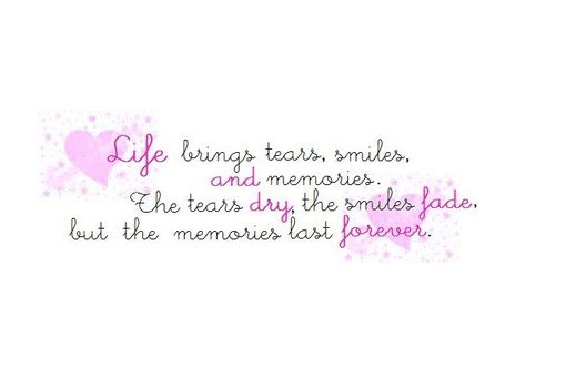 quotes about beautiful memory quotes