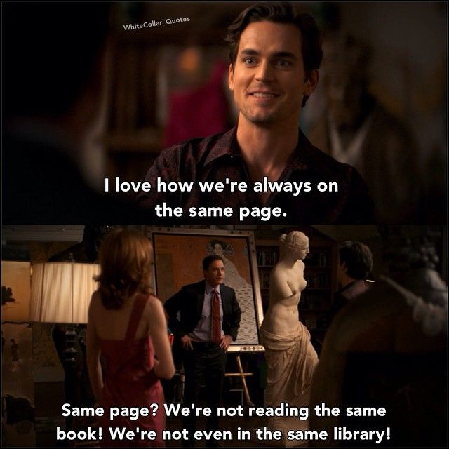 Quotes About White Collar 45 Quotes