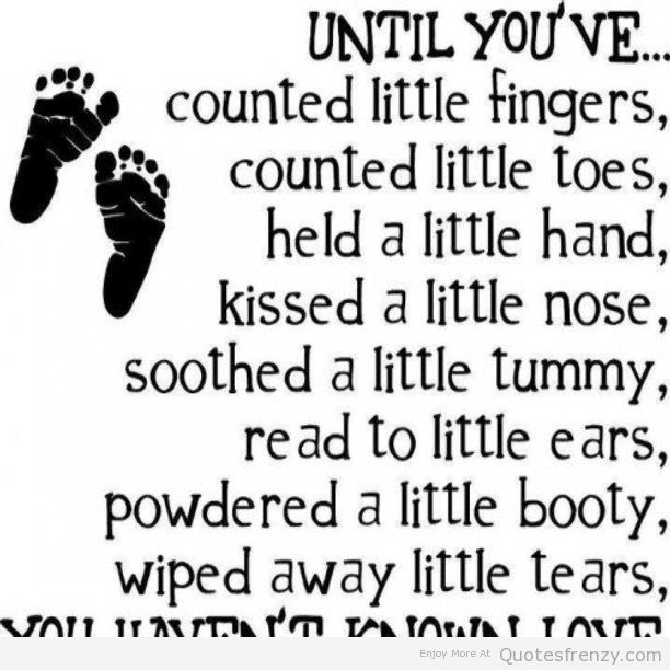 Quotes about Baby fingers (33 quotes)