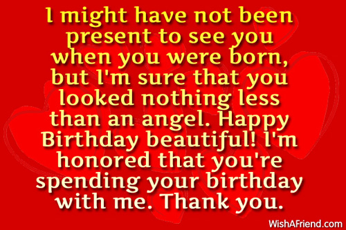 Cool Quotes About My Girlfriend Birthday 26 Quotes Funny Birthday Cards Online Fluifree Goldxyz