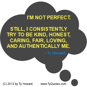 Quotes About Not Being Perfect 88 Quotes