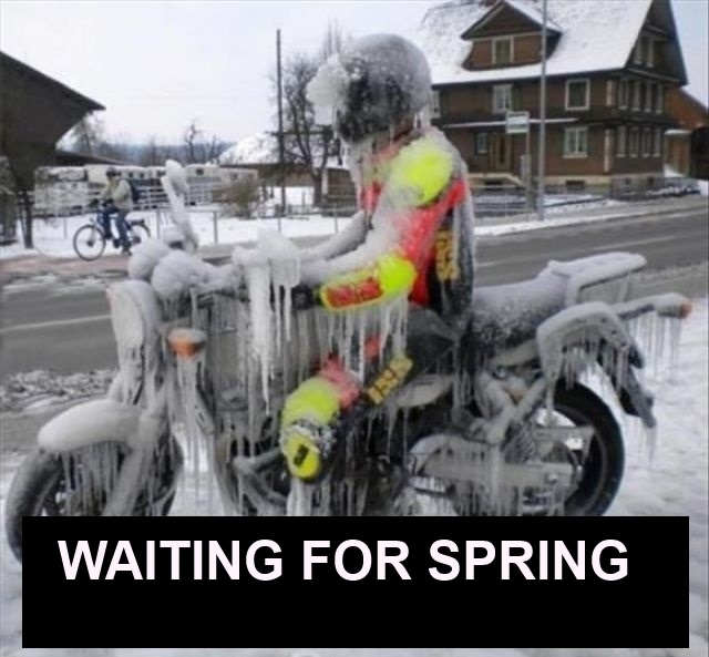 Image result for waiting for spring quotes