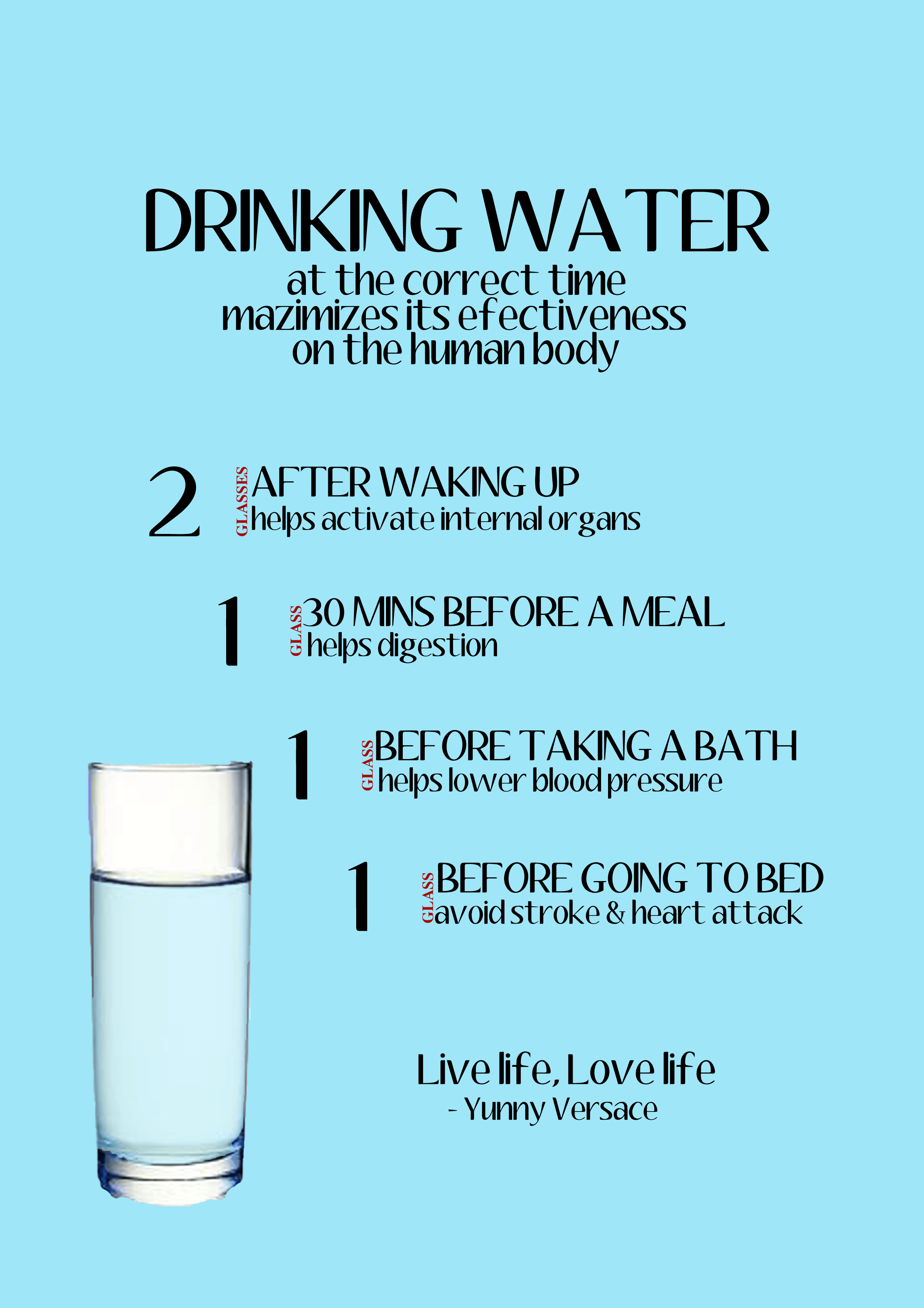 Quotes about Water drinking (87 quotes)