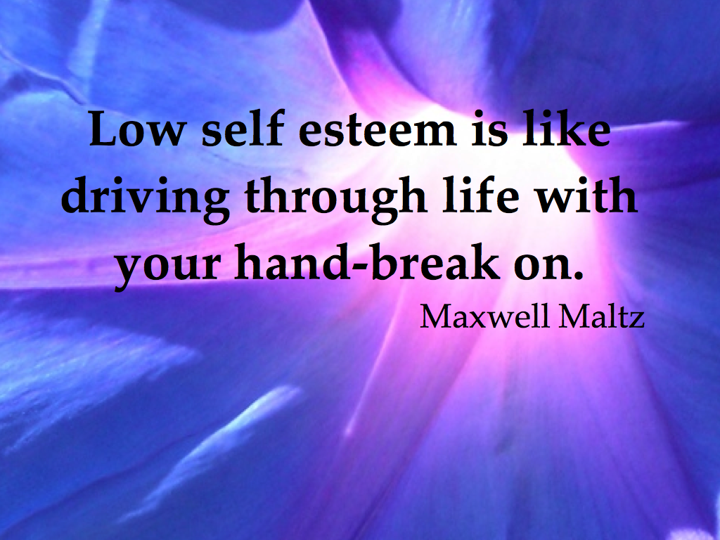 Quotes About Low Self Esteem 83 Quotes