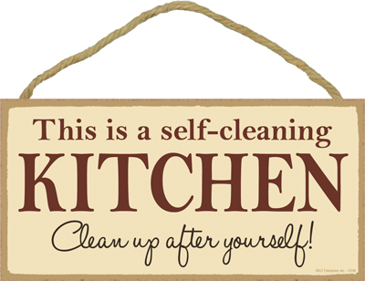 Swell Quotes About Clean Kitchens 33 Quotes Download Free Architecture Designs Viewormadebymaigaardcom