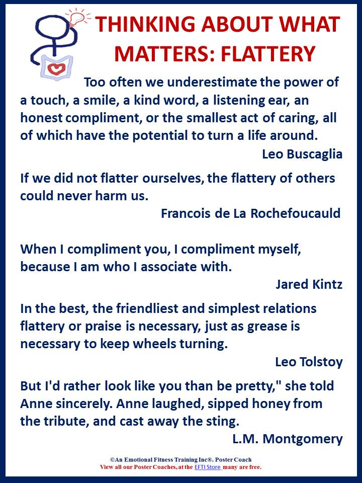 Quotes About Flattery 286 Quotes