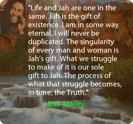 Quotes About Jah 31