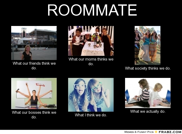 Quotes About College Roommates 30