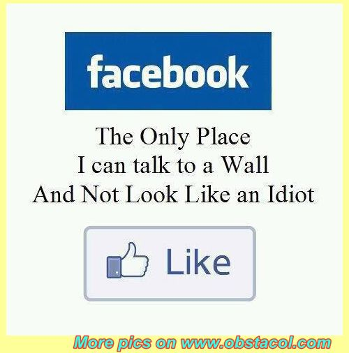 Quotes About Facebook Jokes 27 Quotes