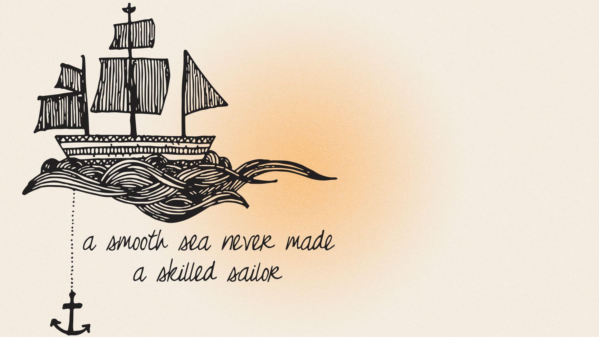Smooth Sailing Quotes Quotesgram