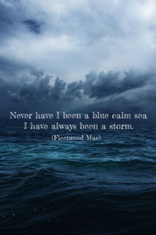 quotes about blue sea quotes